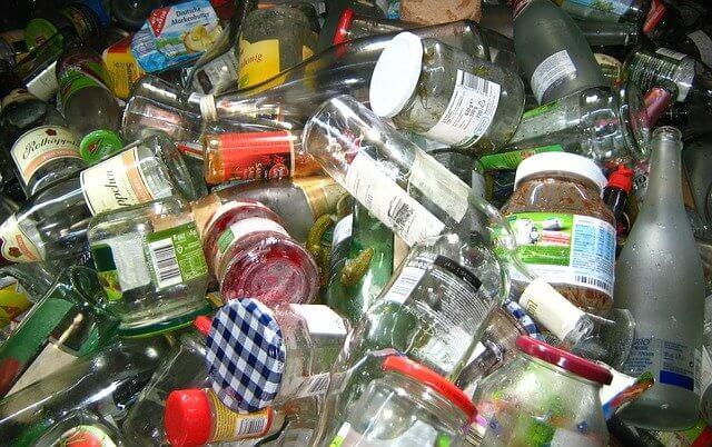 Planta de clasificación de residuos