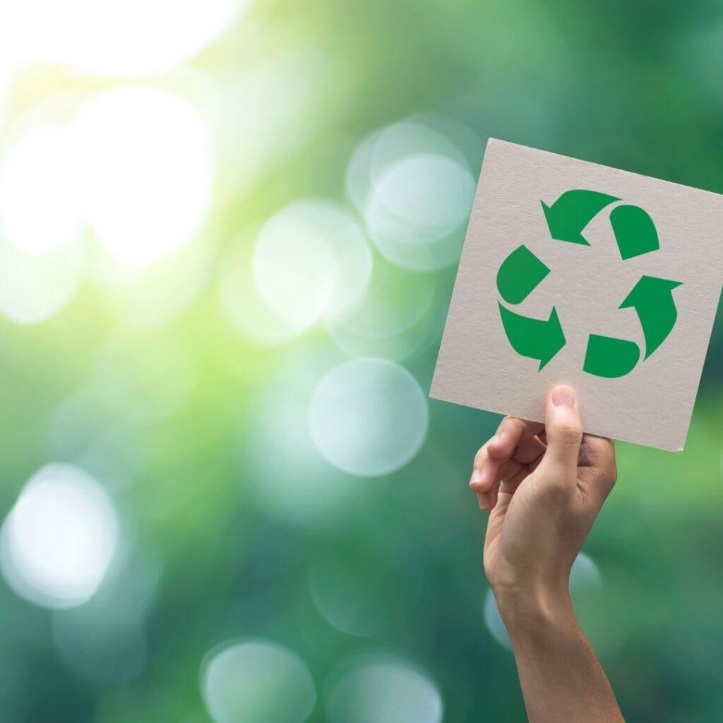 Maquinaria de reciclaje de plástico
