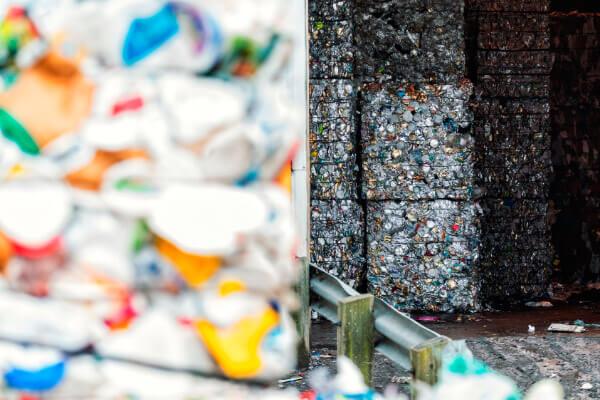 Separador magnético en el reciclaje de metales